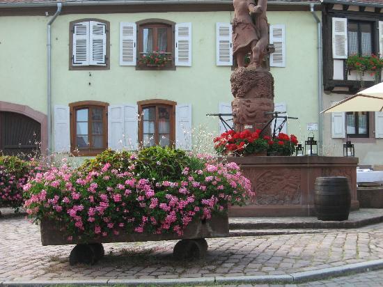 Hotel l'Abbaye d'Alspach : Kientzheim