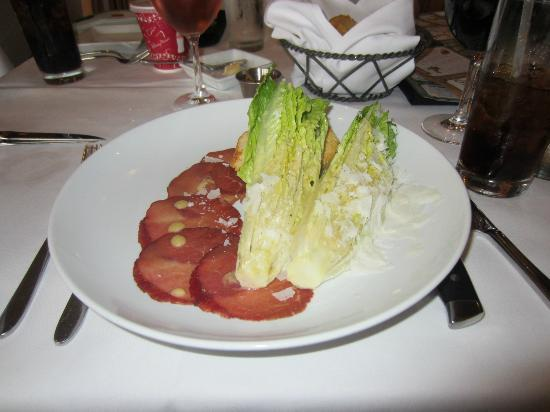 Disney's Beach Club Resort: Caesar Salad
