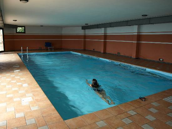 Residence Ruculi: basen