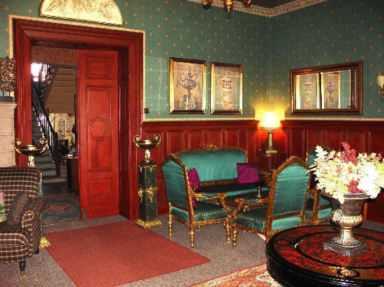 Schloss Frauenmark: öffentlicher Bereich