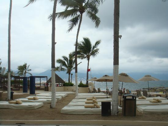 Club Regina Puerto Vallarta: Beach area
