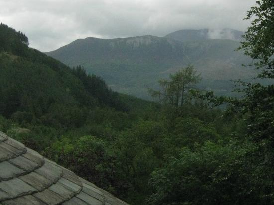 The Cottage in the Wood: Skiddaw - View from room