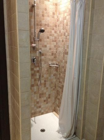 Hotel Latinum: Shower