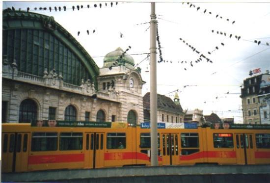 Hotel Victoria: stazione ferroviaria