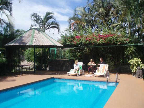 Avaneesh Natural Therapy Center and Spa: Receive a relaxing treatment & spend the day by the pool...