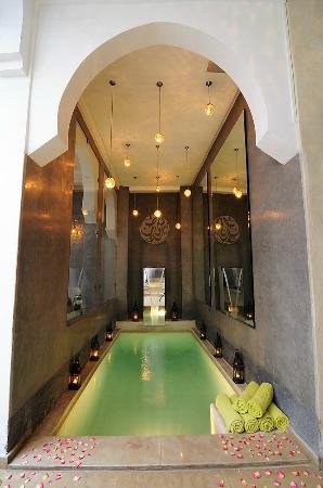 Plunge Pool Riad Chayma Marrakech