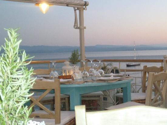 Kolios, Greece: Lovely Infinity Blue, we won't forget you :)