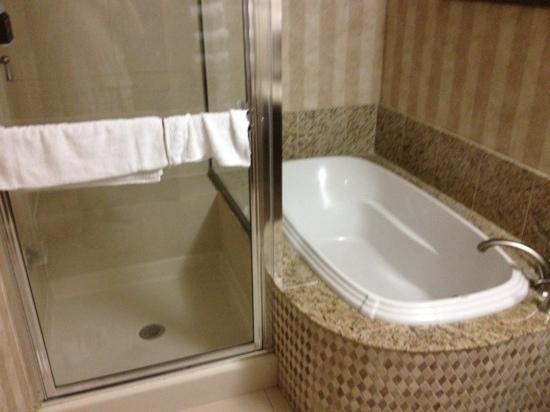 أوكسفورد سويتس بويس: Bathroom 