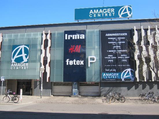 Denmark: Amager Centret