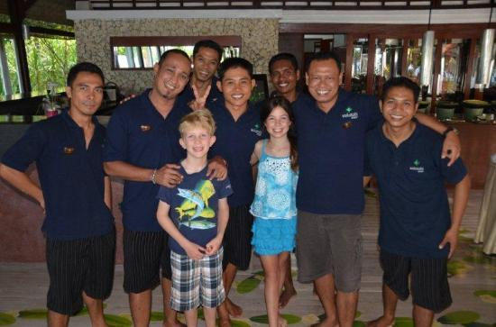 Wakatobi Dive Resort : Thanks Guys!!