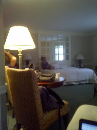 Beechwood Hotel : Suite 302 in the round building