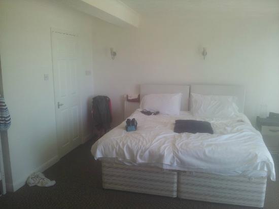 The Metro Bed and Breakfast: Bedroom