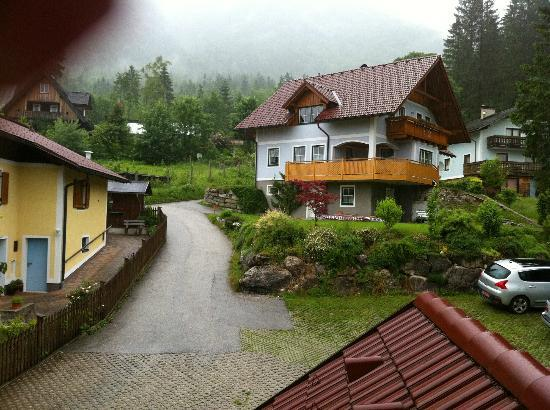 Haus Hepi: view from the room