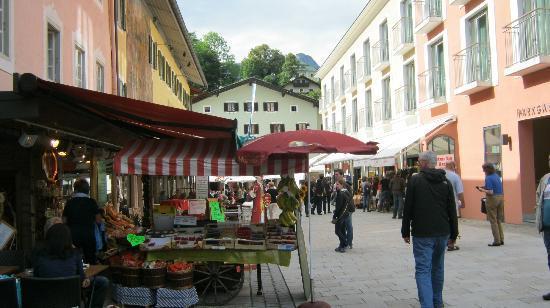 Alpenhotel Brennerbascht : Berchtesgaden nearby