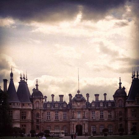 Waddesdon Manor: fantastic Rothschild estate