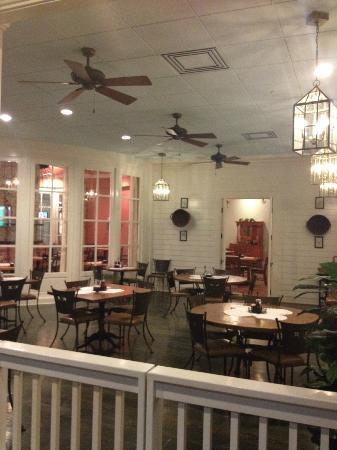 Paula Deen Buffet Dining Room At S