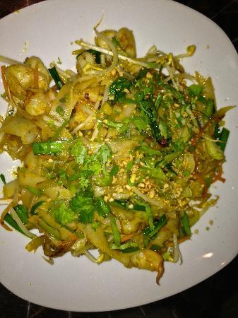 wonderful stir fry noodles.
