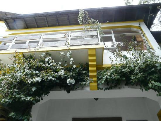 Hostal Zentrum : Gerd's flat upstairs