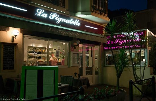 La Pignatelle : Evening shot