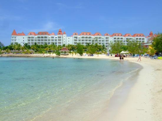 Beach Picture Of Grand Bahia Principe Jamaica Runaway Bay Tripadvisor