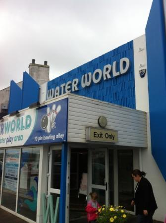 Portrush, UK : Water World