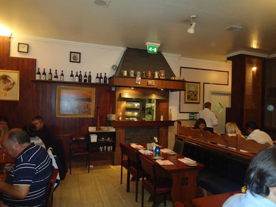 Italian Kitchen : restaurante