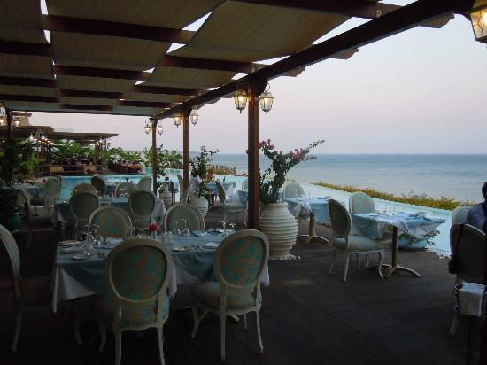 Atrium Prestige Thalasso Spa Resort and Villas : ristorante greco