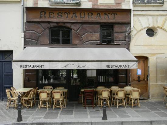 Restaurant Paul Place Dauphine