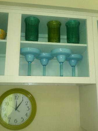 Hotel Storyville : Glassware