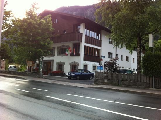 Pension Frankenhof: gute Bleibe zu allen Jahreszeiten