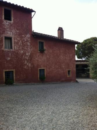 Salvadonica - Borgo Agrituristico del Chianti: Camere