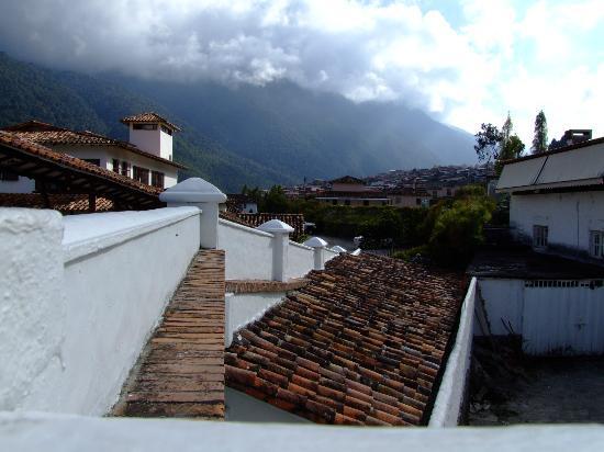 Santo Domingo, Venezuela: Vista desde el hotel