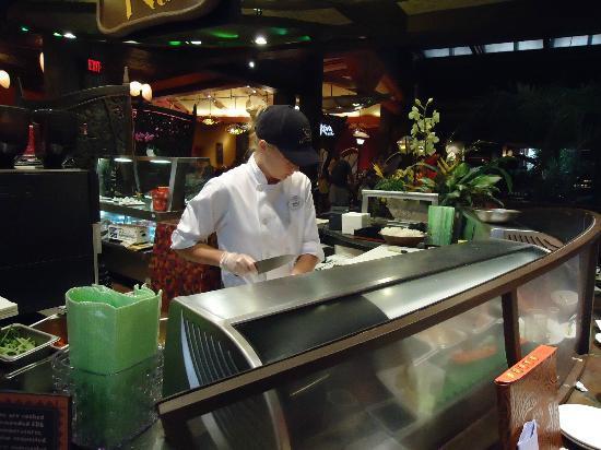 Kona Cafe: Kona's Sushi Bar