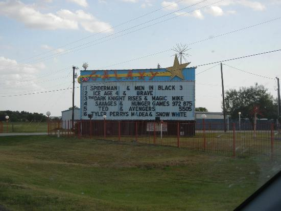 Galaxy Drive-in Movie Theatre: Now Playing