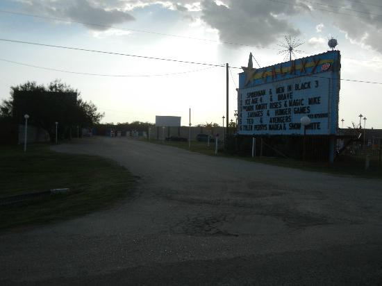 Galaxy Drive-in Movie Theatre: Welcome
