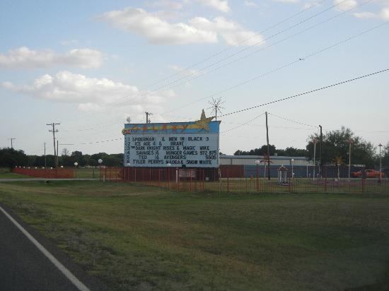 Galaxy Drive-in Movie Theatre