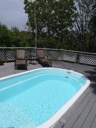 Aqua Bay Villas: Dipping Pool