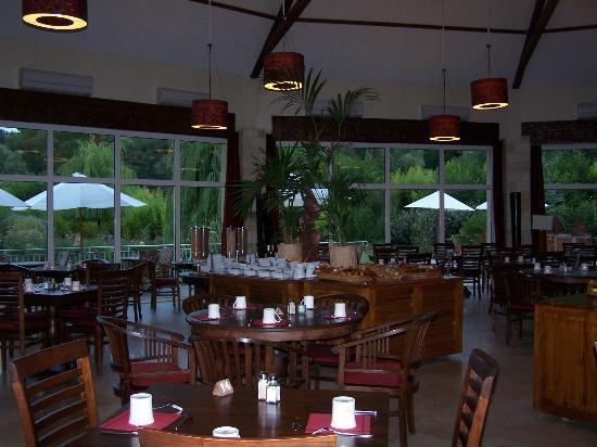 Les Jardins de Beauval: Restaurant
