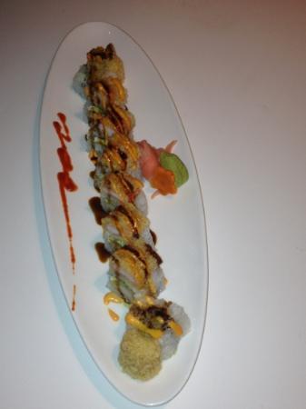 Fuji Yama Cuisine : monster roll