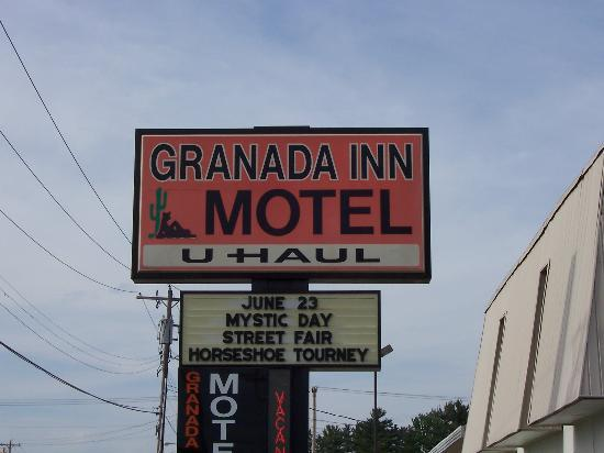 Granada Inn Motel: Welcome