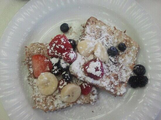 Lily's Cafe: yum!