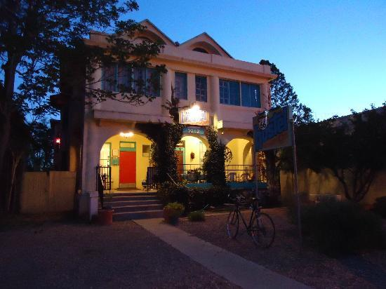 Route 66 Hostel: street view