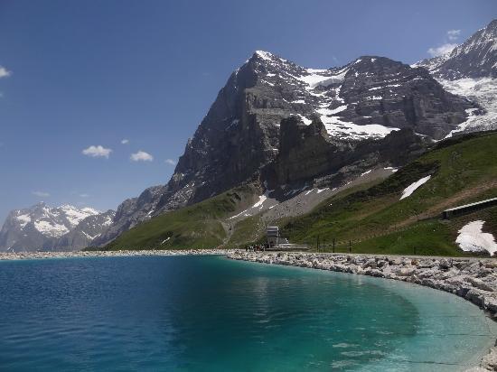 Grindelwald, Ελβετία: Eiger