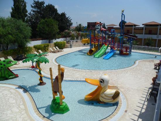 Atlantica Aeneas Hotel: new children play area
