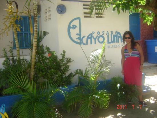 Posada Cayo Luna: posada