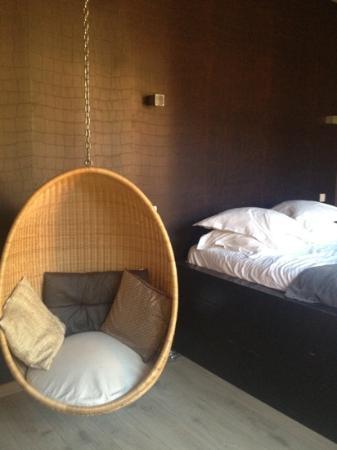Un Lieu Unique : Lodge chambre