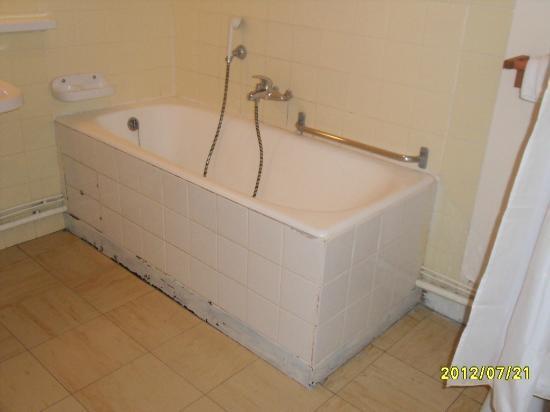 Les Cimes du Leman: la salle de bain