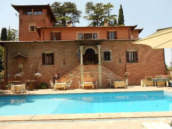 Hotel Villa Pambuffetti: Pool