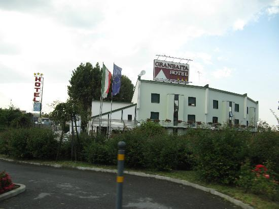 Granbaita: vista hotel gran baita savigliano