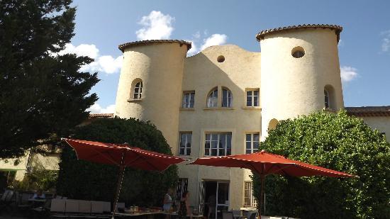 Bedoin, France: batiment des Florans un ancien couvent